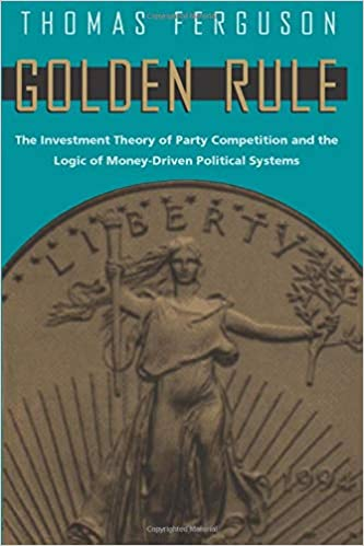 2396978db69 Golden Rule: The Investment Theory of Party Competition and the ...