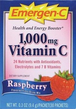 076314306404 - Emer'gen-C Emer'gen-C Powder Packet Raspberry carousel main 0