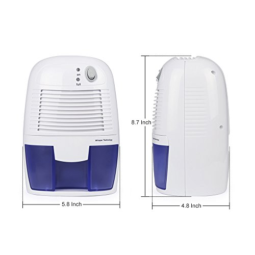 dehumidifier aidodo small dehumidifiers for home basements bedroom