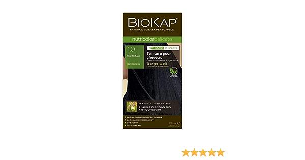 Biokap Coloración Delicato rápido 1.0 negro natural