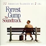 Forrest Gump: The Soundtrack - 32 American Classics On 2 CDs by Various Artists (1994) - Soundtrack Soundtrack Edition (1994) Audio CD