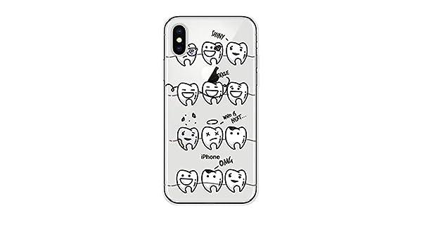 Happy teeth dental pattern iPhone 11 case