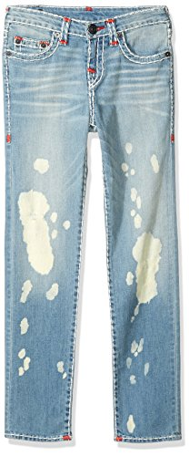 True Religion Boys' Geno Super T Jean, Demolished Wash, 10 (True Religion Boys Jeans)