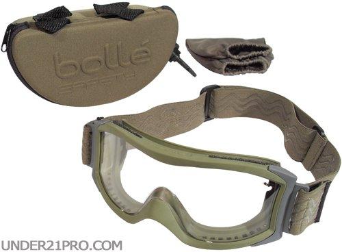 Lunettes de protection Bolle X1000Vert