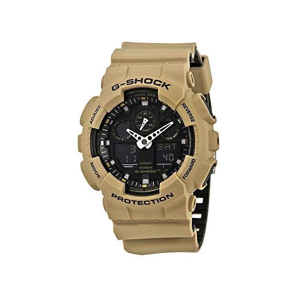 41Vbl0CprdL. SS600  - Casio Men's GA100L Premier G-Shock Military Watch