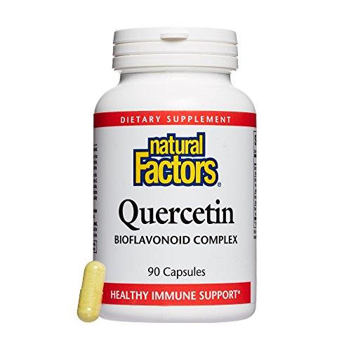 Natural Factors, Quercetin Bioflavonoid Complex, Supports Immune