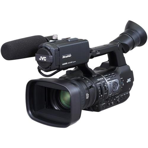 JVC GY-HM660 ProHD Mobile News Streaming Camera, 23x Optical Zoom