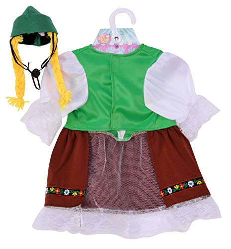 Image of Oktoberfest Sweety Pet Suit, Small