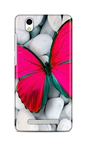Shengshou Mobile Back Cover for Gionee F103 Marble Butterfly ABC650T30086