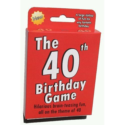 Funny 40th Birthday Gifts Presents For: 40th Birthday Ideas: Amazon.com