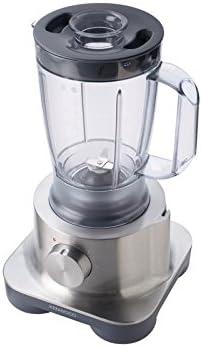 Kenwood Multipro Compact FPM250 - Robot de cocina (Plata, De plástico, Metal): Amazon.es: Hogar