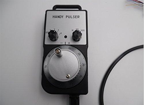 Handy Pulser Handwheel HP-L01-2Z9 PL0-300-00 100PPR by JIAWANSHUN