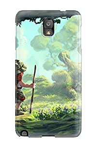 Faddish Gameglobe Game Case Cover For Galaxy Note 3