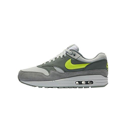 Nike Air Max 1 Heren Hardloopschoenen-shoes Ah8145 Mica Groen / Volt-klei Groen-nauwelijks Volt