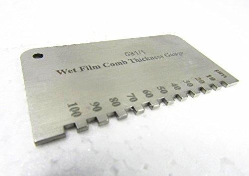 wet film comb - 5