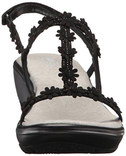 Jambu Des Femmes De Sandale Coin Cybill Noir