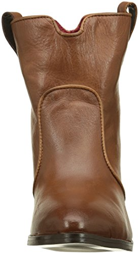 Caramelo Cowboy Stiefel Braun Es Damen Buffalo 01 30819 Garda w0xpFIqC