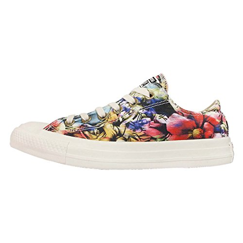 Star' 'all Star Flowe Print Converse Multicolore All Chaussures TCqx41wv