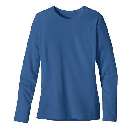 8b6d98d6 Amazon.com: Patagonia Capilene 3 Midweight Crew Top - Women's Alaska Blue-Clear  Seas X-Dye, XL: Sports & Outdoors
