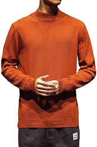 [CEEN]ニット メンズ セーター 大きいサイズ 純色 お洒落 ビジネス