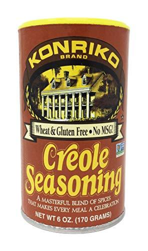 Konriko Seasoning Creole, 6 oz
