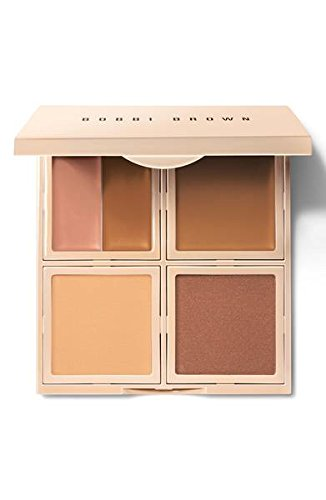 Bobbi Brown 5-In-1 Essential Face Palette - 10 Warm Almond by Bobbi Brown
