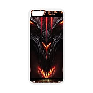 Diablo For iPhone 6 Plus Screen 5.5 Inch Csae protection phone Case ER14607