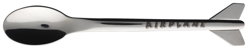 18,5 cm acero inoxidable Villeroy /& Boch Kid/´s Dining Cuchara para papilla Avi/ón