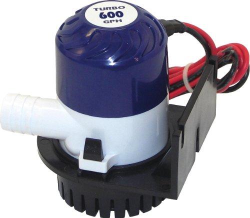 Shoreline Marine Bilge Pump 600 GPH -
