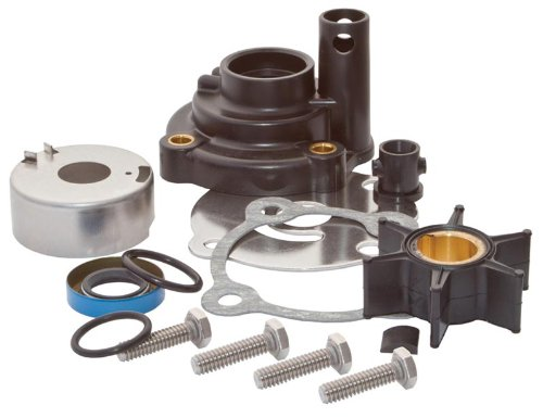 SEI MARINE PRODUCTS- Evinrude Johnson Water Pump Kit 0395270 18 25 28 HP 2 Stroke 1979-1998 (Check description for specific units) Evinrude Water Pump Replacement