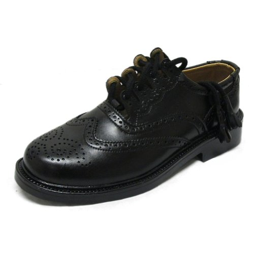 Ghillie Brogue Shoes - 2