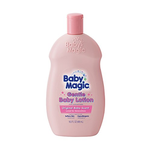 Baby Magic Baby Lotion Gentle 16.5 Ounce Baby Scent (488ml) (6 ()