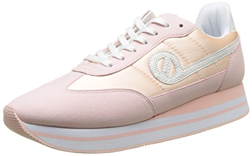 Split No Beam Eden Rose Pink Baskets Jogger Name Nude Femme Basses rxHIqxfnw