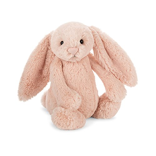 sh Bunny Stuffed Animal, Medium, 12 inches ()