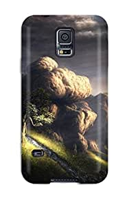 Caronnie Perfect PC For Case Iphone 6 4.7inch Cover / Anti-scratch Protector Case (mushroom Rocks)