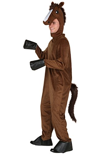 Male Banshee Costume (Adult Horse Costume Medium)