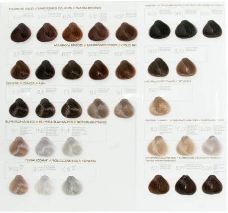 Tinte Pelo Nº 6.37 - Cabello Color Rubio Oscuro Caramelo ...