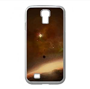 Space 9 Watercolor style Cover Samsung Galaxy S4 I9500 Case