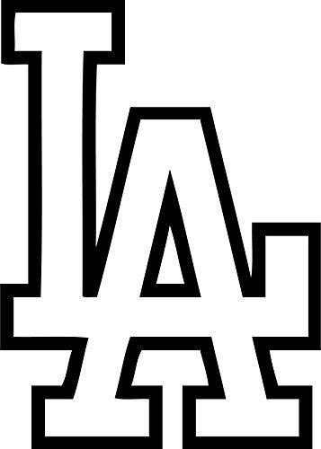 L.A. Vinyl Decal