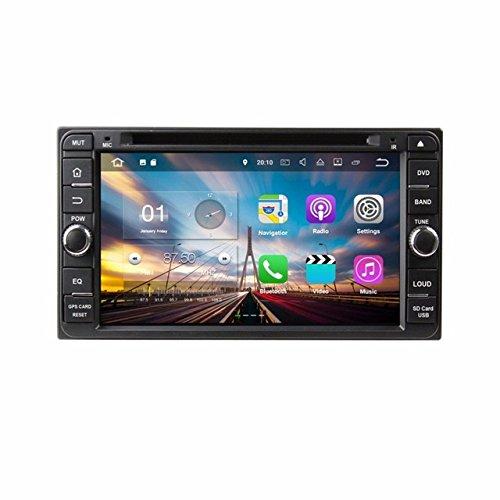 bocidユニバーサル6.95インチAndroid 7.1車DVD GPSラジオマルチメディアヘッドユニットfor Toyota rav4 Corolla Terios Fortuner Prado Land Cruiser B078Q6DTBB