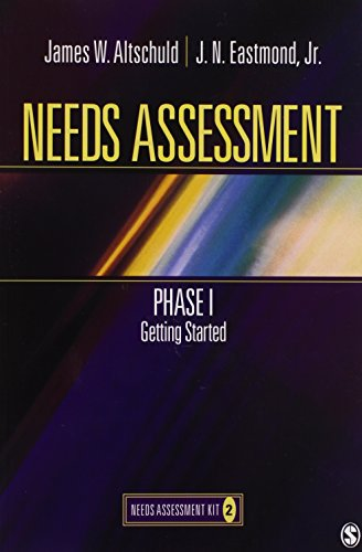 Needs Assessment Phase I: Getting Started   (Book 2) (Needs Assessment Kit)