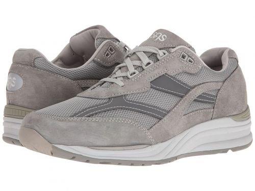 SAS(サス) メンズ 男性用 シューズ 靴 スニーカー 運動靴 Journey Mesh - Gray [並行輸入品] B07C8R8M53