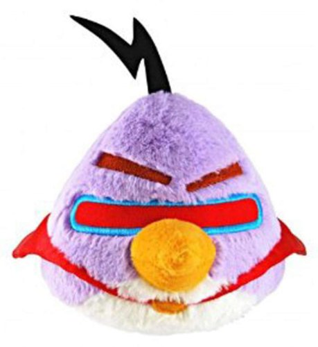 Angry Birds Space 8 Inch Purple Bird with Sound