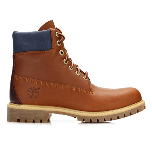 Timberland Hommes Tan 6 Inch Waterproof Bottes