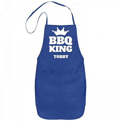 Father's Day BBQ King Torry: Adjustable Full Length - Torry B