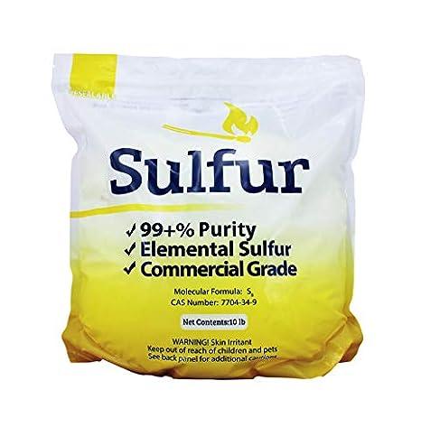 Amazon com : Duda Energy 1 lb Ground Yellow Sulfur Powder