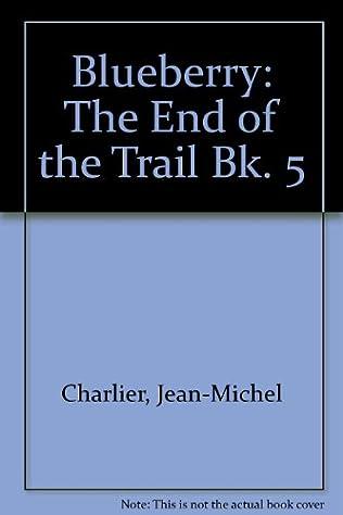 book cover of Lieutenant Blueberry No 5
