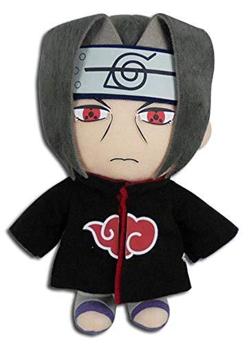 "Great Eastern Entertainment Naruto Shippuden- Itachi 8"" H Plush"