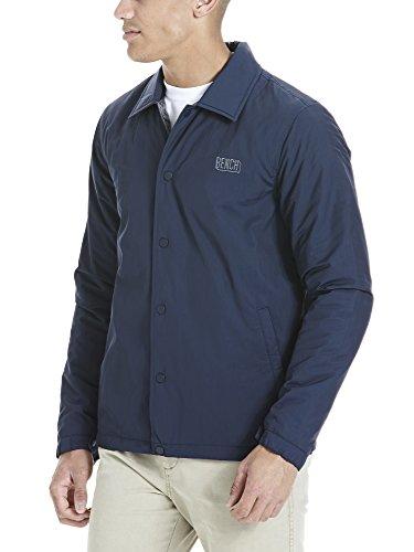 Blue Men's Ny031 Coach Dark Navy Blue Jacket Bench Yq4dTY