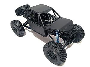 Amazon Com Axial Racing Black Rr10 Bomber Aluminum Body